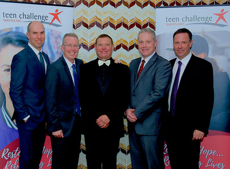 $100,000 raised for Teen Challenge QLD!