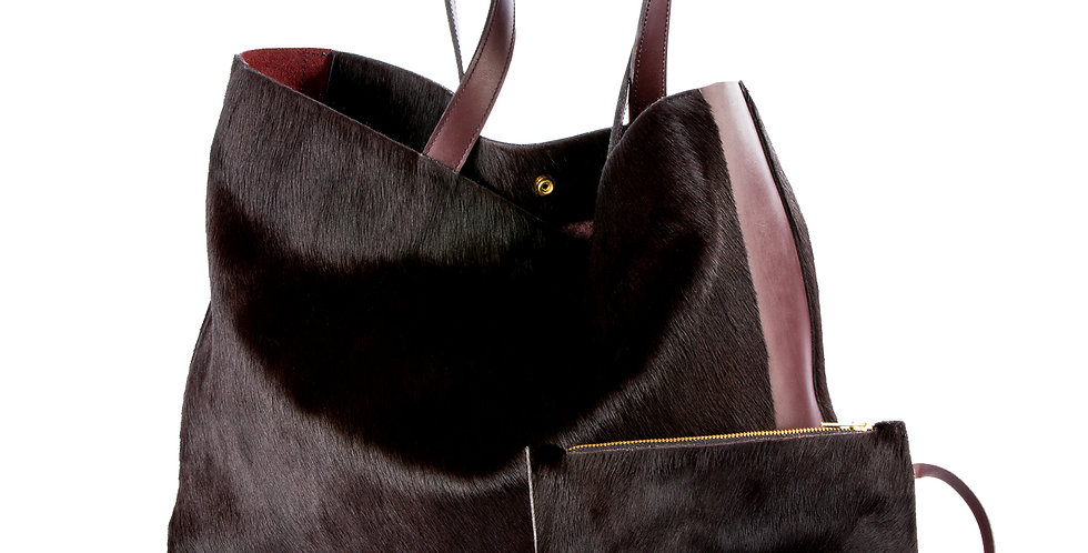 """Anthea""-Shopper Ires Dunkelbraun"