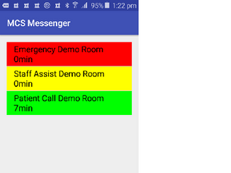 MCS Messenger
