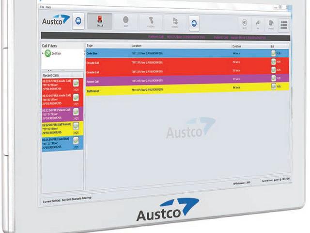 Austco Tacera Software
