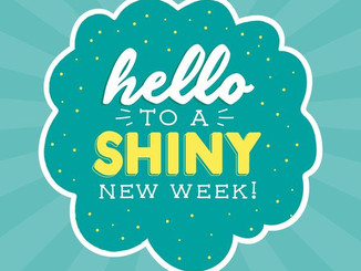 Schedule your appointment for a shiny smile, to match a shiny new week!