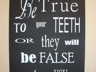 Truth Thursday!