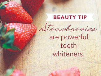DIY, dental trick of the week!