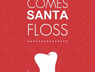Christmas is just around the corner...Make sure you're oral health is update in time for Santa.