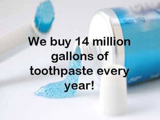 Fun Dental Fact Of The Day!