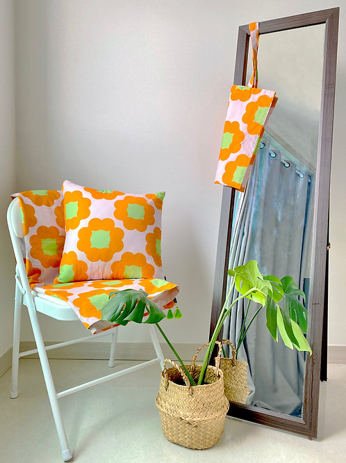 Pattern #001 Cushion Cover