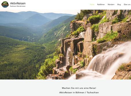 Unsere neue Webseite is jetzt LIVE