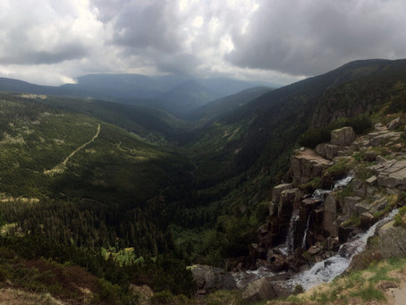 Sind Sie auch bereit ins Riesengebirge wandern zu gehen…