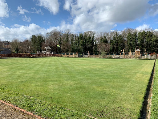 Latest update - time for bowls?
