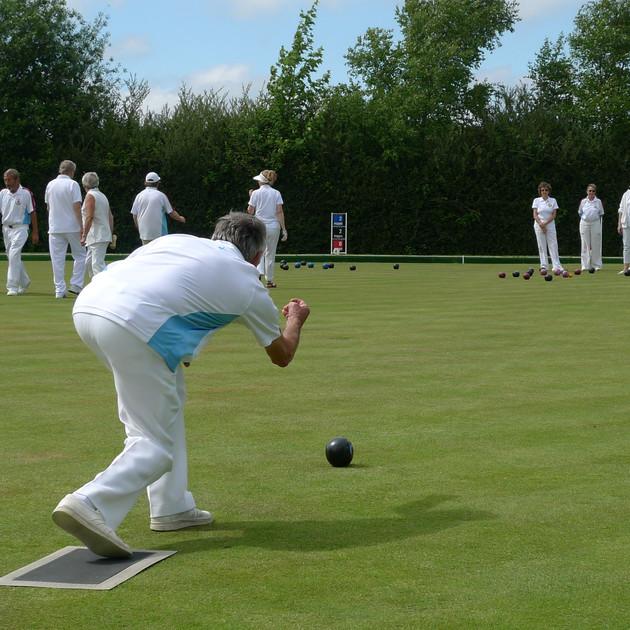 Grosvenor away match
