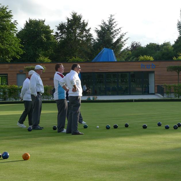 Grosvenor Bowls in TW league