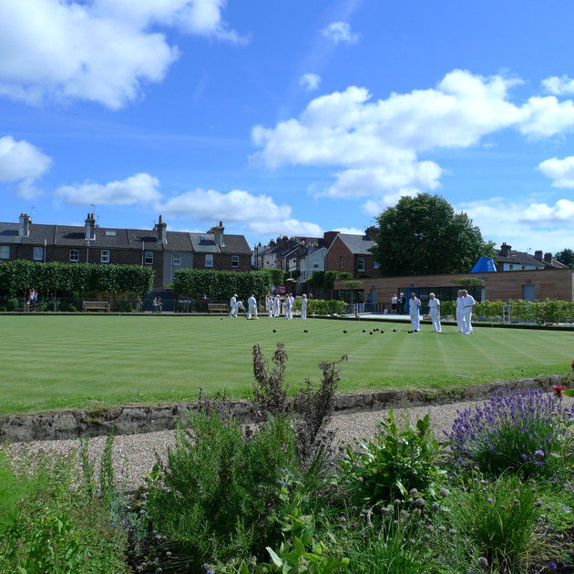 Grosvenor bowling green, Tunbridge Wells