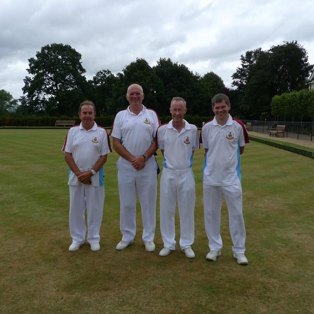 Grosvenor pairs finalists