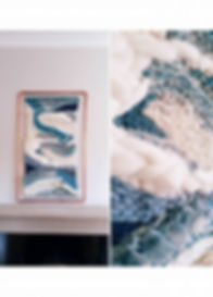 tenture murale Maturquoise