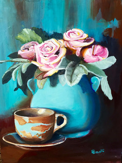 Coffee and Roses