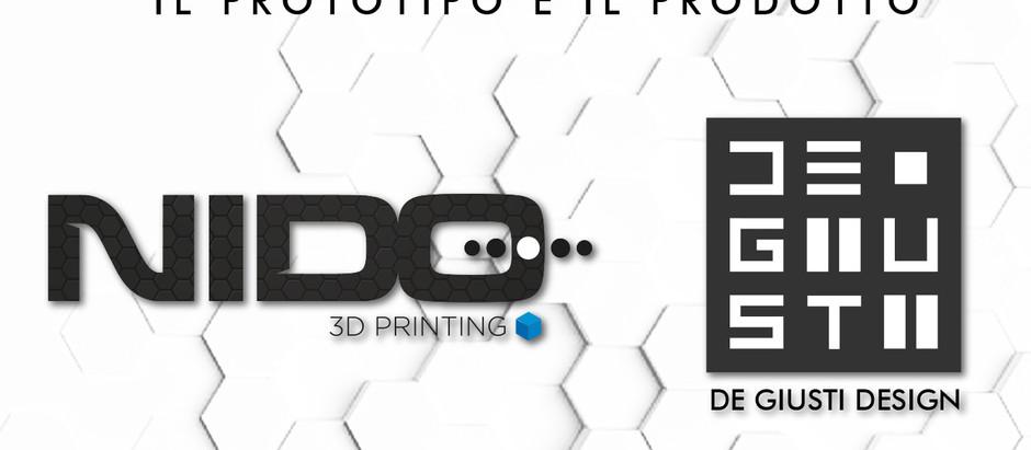 ADDITIVE DESIGN  - il prototipo e' il prodotto