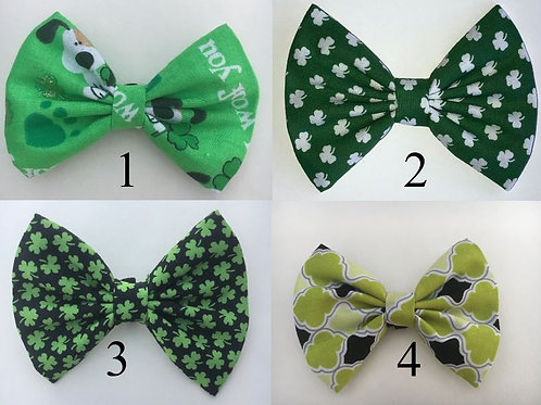 St. Patrick's Bundle 7 packages (Total 70 Bow Ties)
