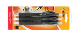 bic pro plus + gel pen
