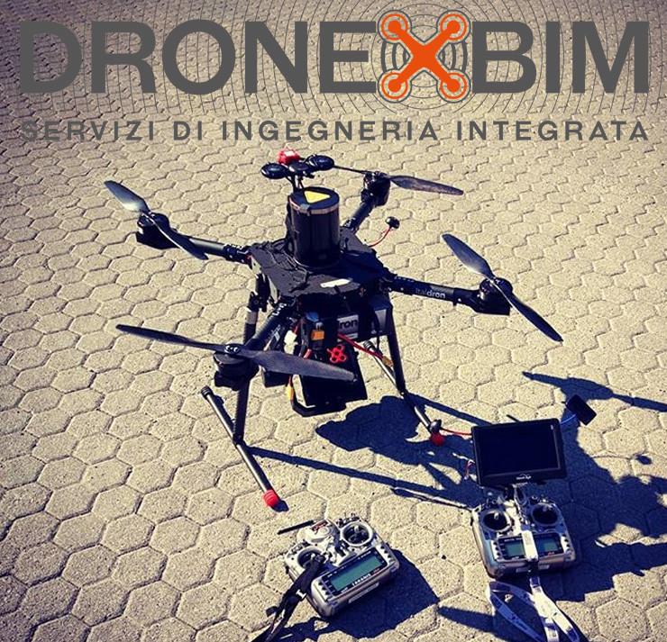 dronexbim professional drone