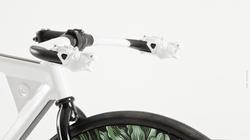 paolo de giusti superology design art bike lucamaleonte handlebar 3d printed horses led light