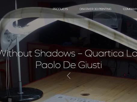 Zortrax Blog Story for Quartica