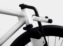 3628 postale paolo de giusti urban pursuit bike messenger hybrid electric handlebar side