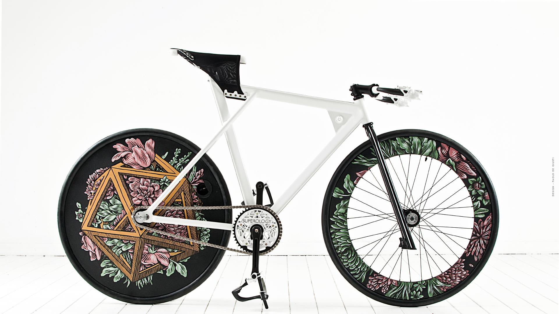 superology biophilia bike