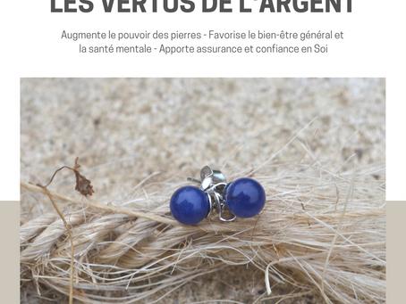Les vertus de l'Argent
