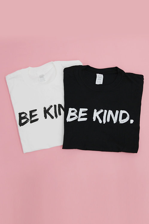 Be Kind Fitted T-Shirt