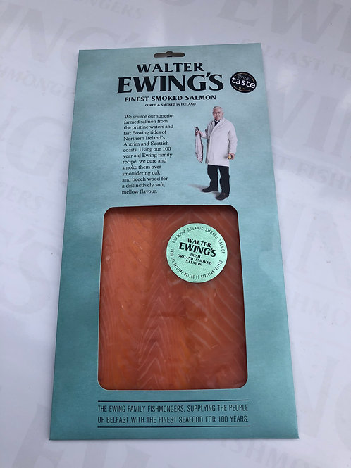 Ewing's World Famous Smoked Salmon