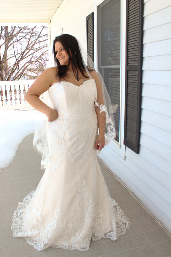 Gown Spotlight: F181014~