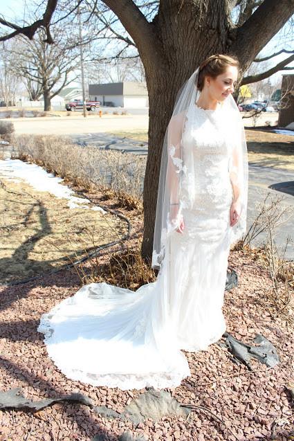 Gown Spotlight: Rhonda~