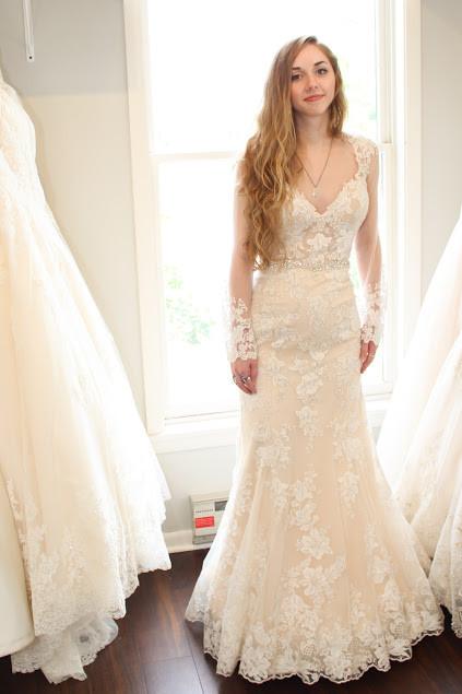 Gown Spotlight: T192002~