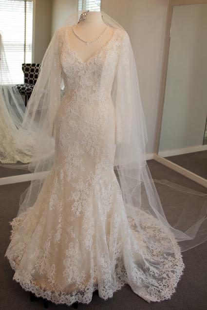 Gown Spotlight: A Royal Wedding~