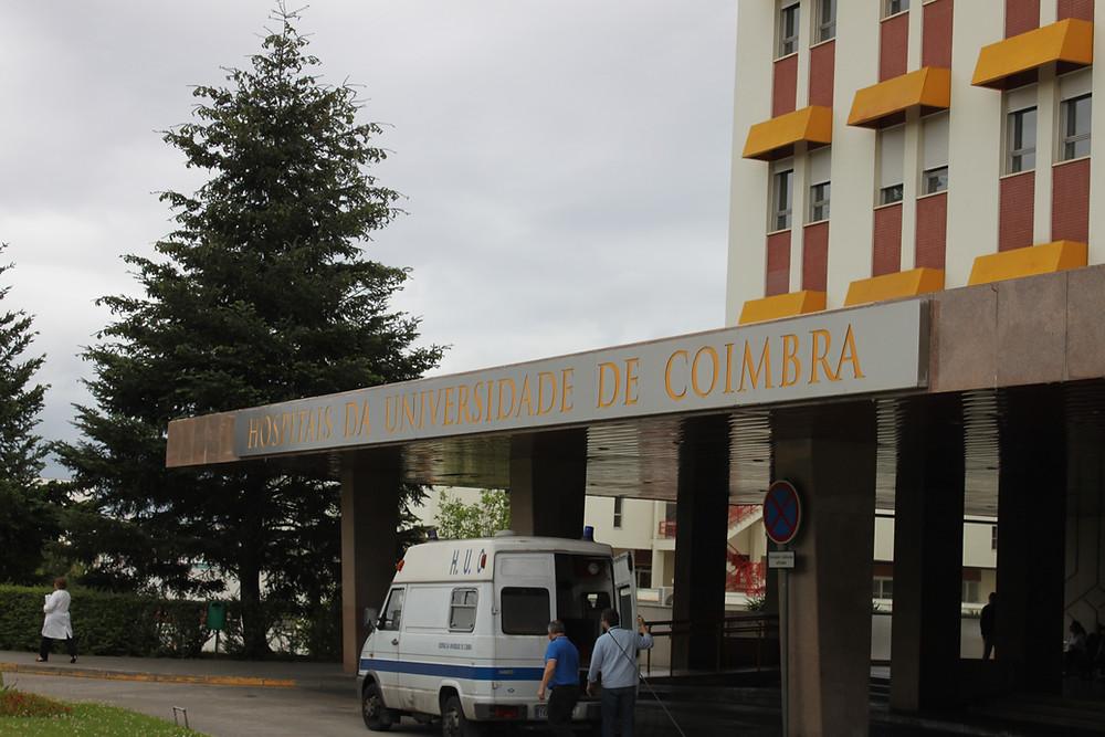 hospital universitário coimbra #somoscoimbra