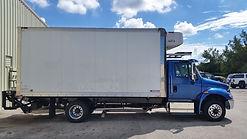 Reefer Truck Body Florida