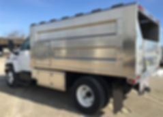 Aluminum Chipper Truck Body Voth Truck Bodies Florida