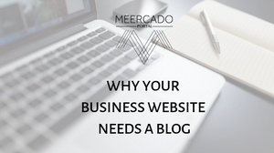 why your business website needs a blog
