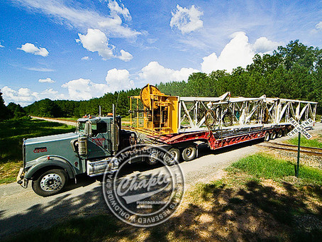 Documenting a Drilling Rig Move