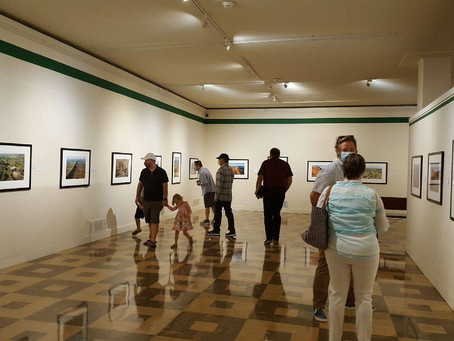 Artist Talk. Gallery Walk. Dec. 3rd Free Event at PPHM!