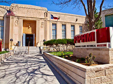 """Chaplo's """"Amarillo Flights"""" Traveling Exhibition to Premier at Panhandle-Plains Historical Museum"""