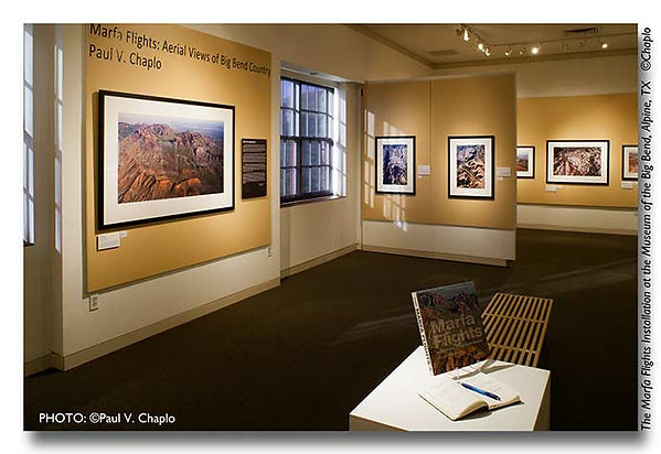 Amarillo Flights Book and Exhibit by Paul Chaplo