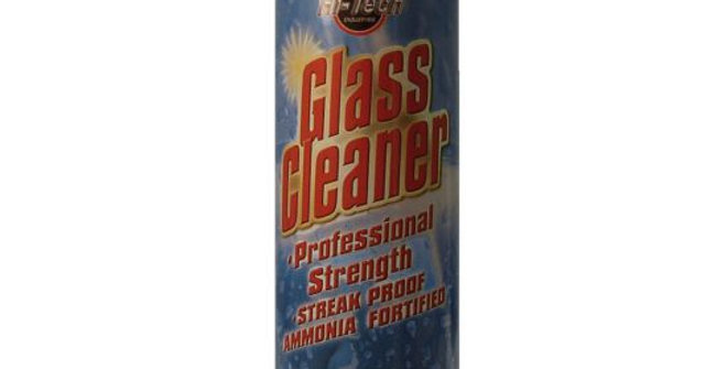 Glass Cleaner (12 Unit/Case)