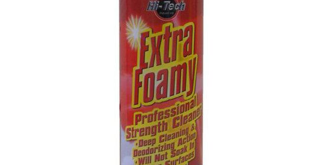 Extra Foamy Automotive Interior Cleaner 18oz (12 Unit/Case)