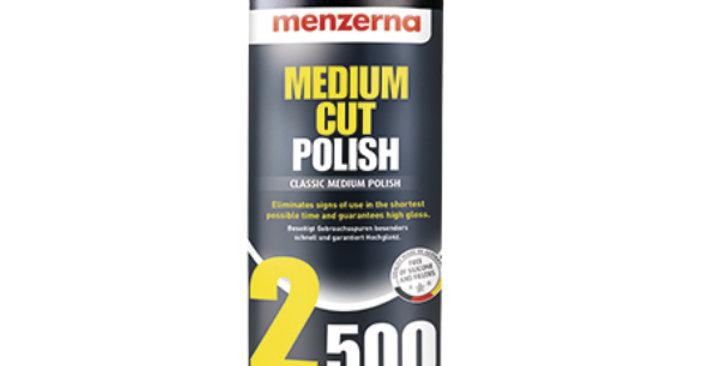 Menzerna Medium Cut Polish 2500, 8oz