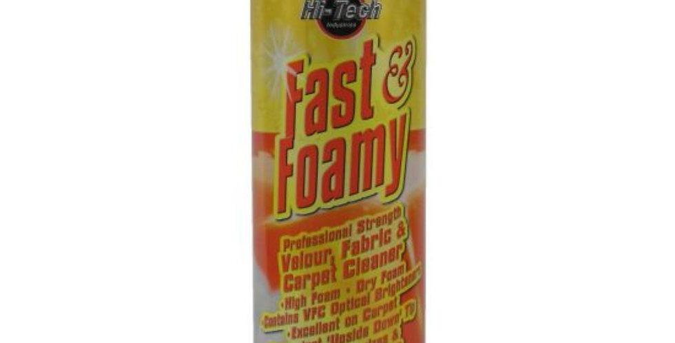 Fast 'N Foamy Carpet Cleaner (12 Unit/Case)