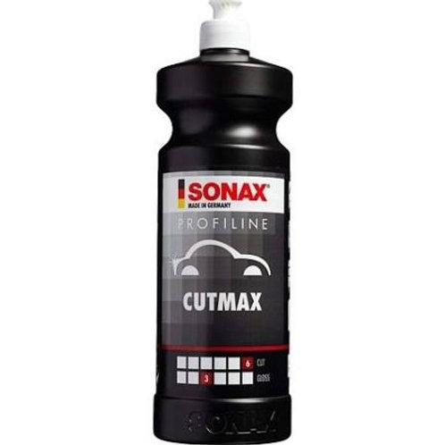 SONAX CutMax | Cutting Compound. 1L (33.8 OZ)