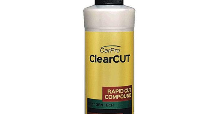 CarPro ClearCut Compound | Non-Dusting Compound 250ml (8oz)