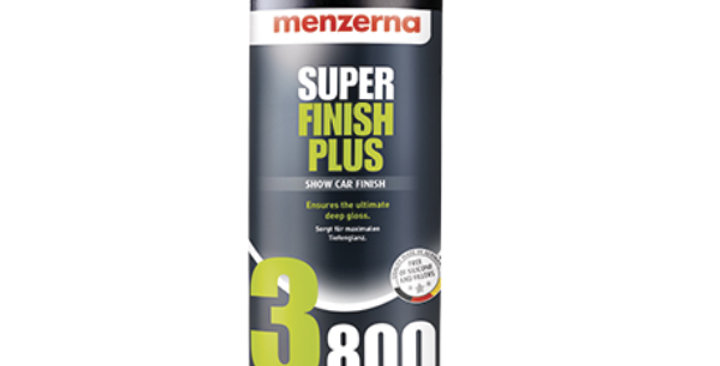 Menzerna Super Finish Plus 3800 | Show Car Finish, 32oz