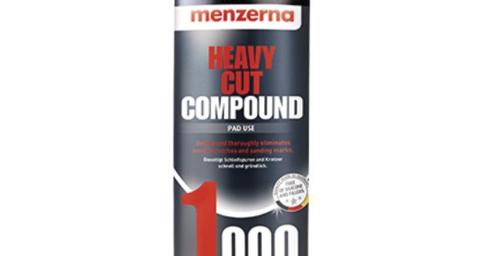 Menzerna Heavy Cut compound, 32oz